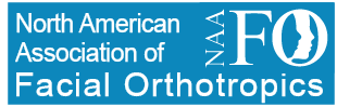 North American Association of Facial Orthotropics Logo
